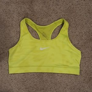 Nike Dri Fit New Without Tags Sports Bra Large